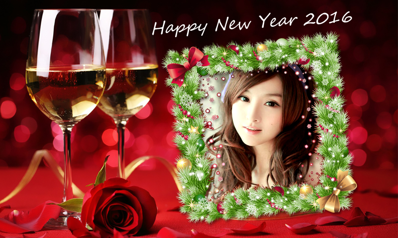 2016 Happy New Year Frames: Amazon.co.uk: Appstore for Android