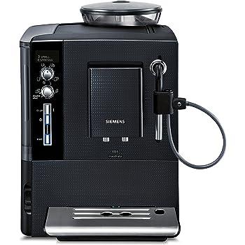 Siemens TE503521DE Kaffeevollautomat EQ.5 edition 11 (1600 Watt, 1.7 Liter, 15 bar, exklusive Wabenoptik, Cappuccinatore) schwarz