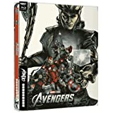 The Avengers - Mondo Steelbook (+ Blu-ray) [4K Blu-ray]
