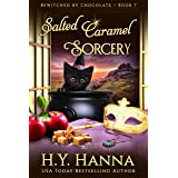 Salted Caramel Sorcery (BEWITCHED BY CHOCOLATE Mysteries ~ Book 7) (English Edition)