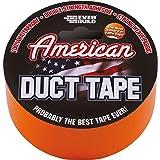 Everbuild American Duct Tape, Oranje, 50 mm x 25 m