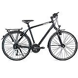Raleigh Herren RUSHHOUR 2.0 Fahrrad, Seablue, 60