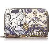 Desigual Accessories Fabric Medium Wallet, Donna