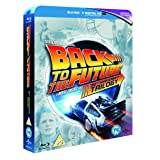 Back to The Future - Trilogy [Blu-ray]
