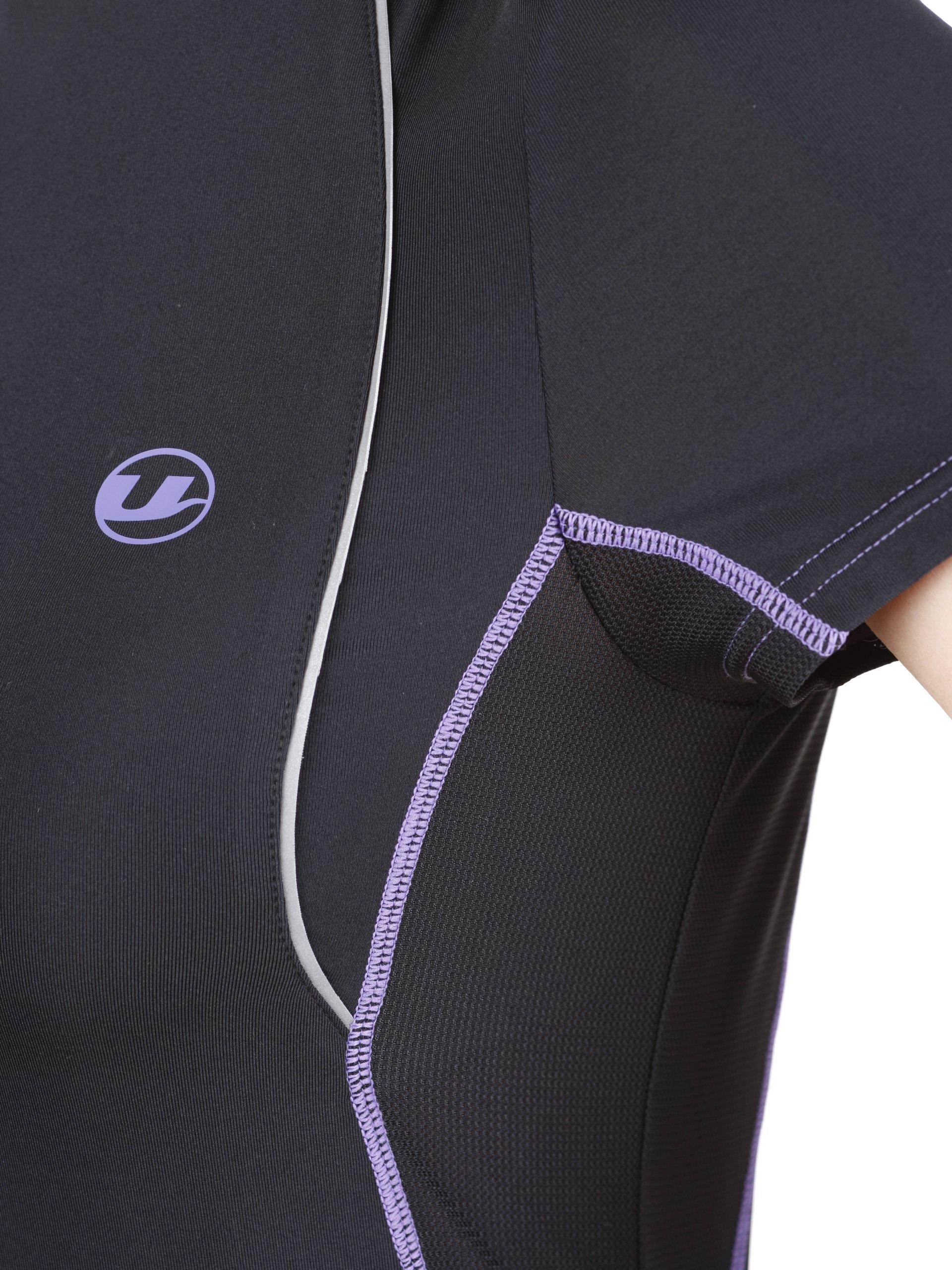 Ultrasport Maglietta da Running Donna con Asciugatura Rapida Quick-Dry