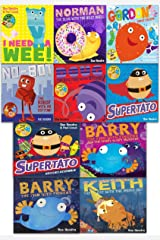 Supertato and Other Stories Collection 10 Books Set Paperback