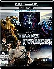 Transformers: The Last Knight (4K UHD)