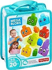 Mega Blocks Building Basics Build and Learn Emotions