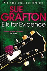E is for Evidence (Kinsey Millhone Alphabet series Book 5) Kindle Edition