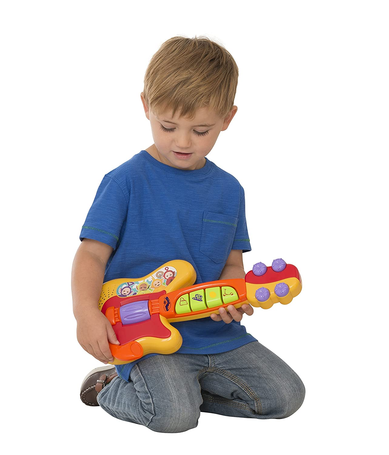 Teletubbies Guitar Toy Amazon Toys & Games