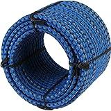 MAGMA Cuerda Elastica 8mm. Monotex Polietileno. Piscinas (Standard NF P 90-308) Toldos Acampadas Exteriores Manualidades Naut