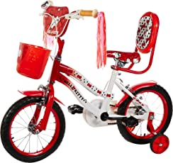Hello Kitty Cycle, Red (14-inch)