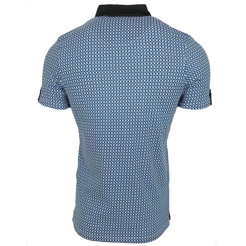 Shirt design with collar - Mens Polo Shirts Designer Plain Stylish Short Sleeve Casual Slim Fit Summer T Shirts Tee Top Amazon Co Uk Clothing