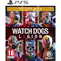 Watch Dogs Legion Édition Gold (PS5)