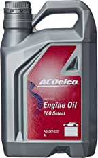 ACDelco A88901632 High Performance Mineral 20W-50 SF/CC Select Engine Oil (3 L)