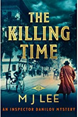 The Killing Time (An Inspector Danilov Crime Thriller Book 4) Kindle Edition