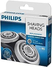 Philips Ersatzscherköpfe für Shaver Series 9000 SH90/50, 3 Scherköpfe
