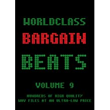 Worldclass Bargain Beats - Volume 9 - WAV [Téléchargement]