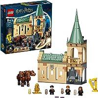 LEGO 76387 Harry Potter Poudlard : Rencontre avec Touffu, Jeu de Construction avec Le Chien à 3 têtes et Une Figurine…