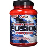 Amix Whey Pure Fusion 1 Kg Melon-Yogurt 1000 g: Amazon.es ...