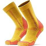DANISH ENDURANCE Calcetines de Marcha y Senderismo para Hombre, Mujer y Niños, Calcetines para Caminar Al Aire Libre de Lana