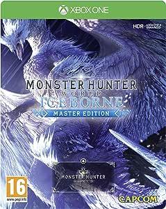Monster Hunter World Iceborne Master Edition SteelBook - Xbox One [Edizione: Regno Unito]