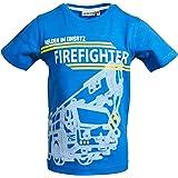 Salt & Pepper T-Shirt Rescue Uni Glowprint Camiseta para Niños