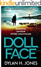 Doll Face: a serial killer thriller with a shocking twist (DI Tudor Manx Book 2) (English Edition)