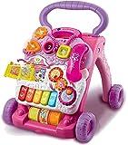 VTech Baby–Trotteur de marche, multicolore (80–077022) Sin talla rose