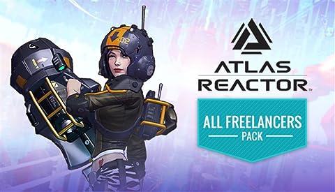 Atlas Reactor - All Freelancers Edition [PC Code]