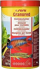 Sera Granured, Farbverstärkende Granulat für Fleisch Fressende Cichliden