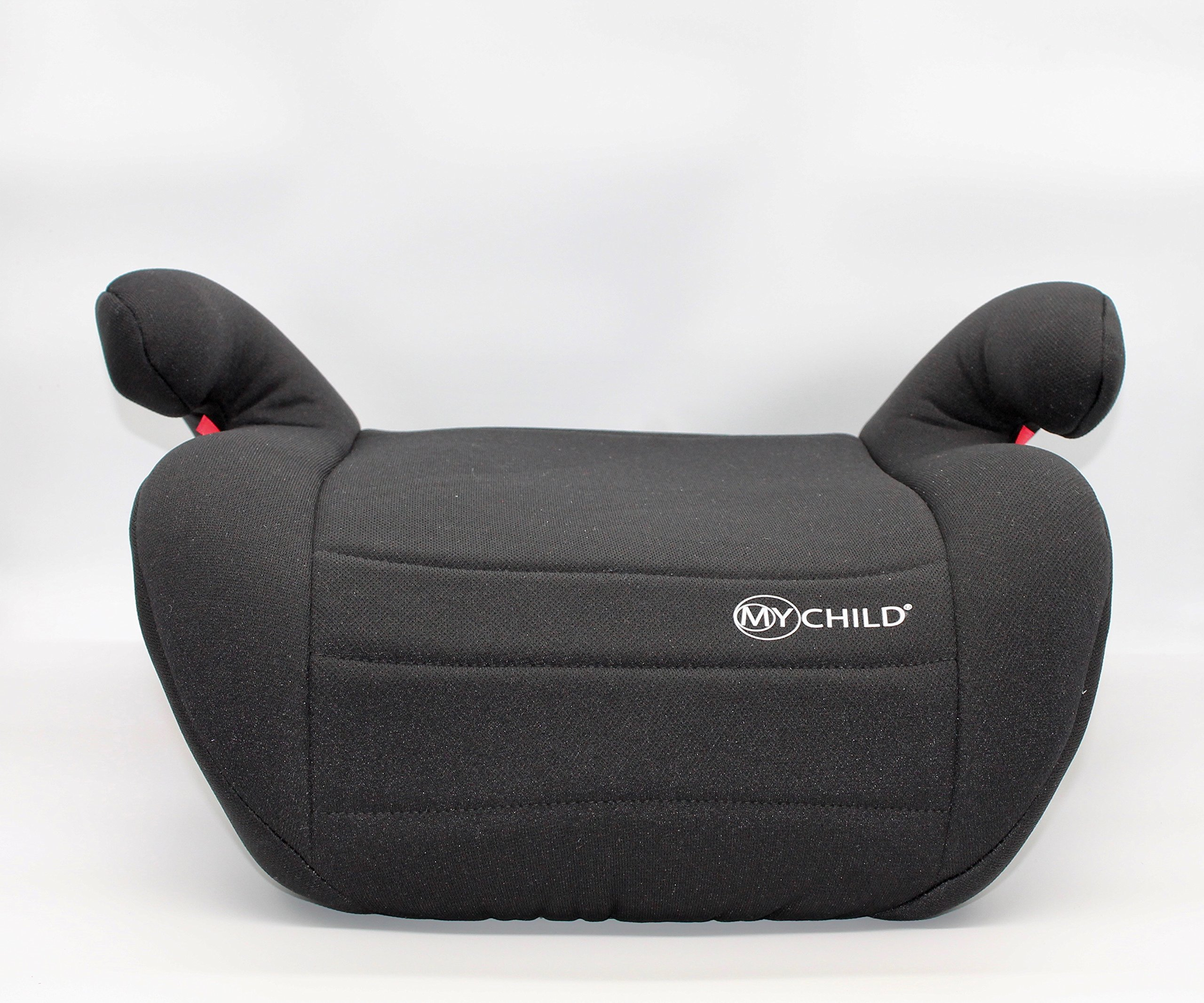 My Child Group 3 Button Booster Seat (Solid Black) My Child  2