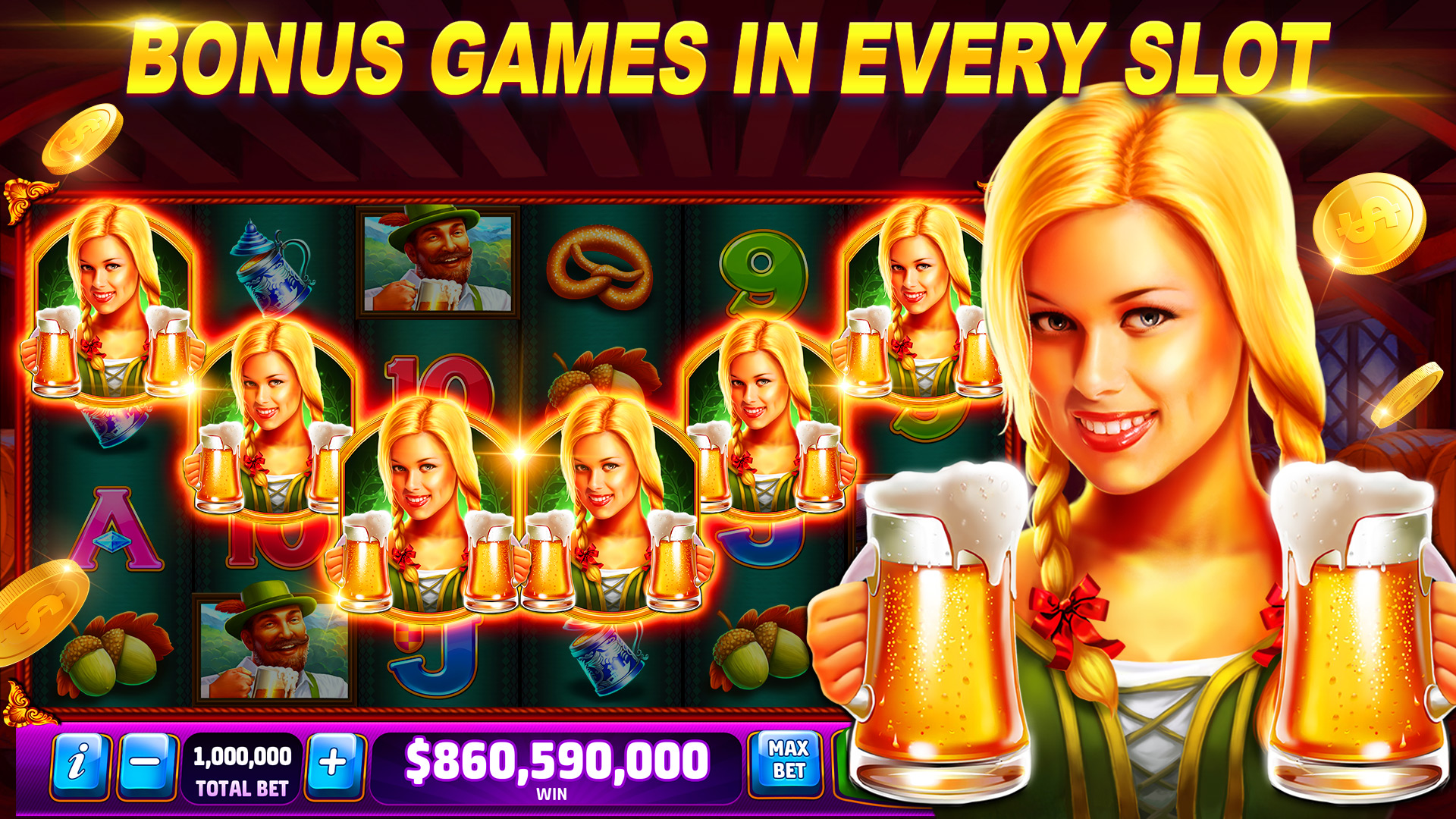 Lotsa Slots Vegas Casino Slots Free With Bonus Amazonde