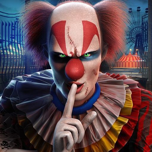 Scary Clown Survival in Horror Spukhaus 3D: Scary Neighbor harte Zeit Survival Action spannende Escape Simulator Spiel kostenlos für Kinder