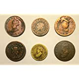 Arunrajsofia Gwalior State Complete Set Coin