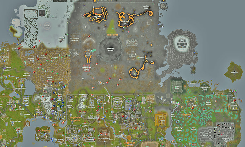Runescape Map: Amazon.co.uk: Appstore for Android