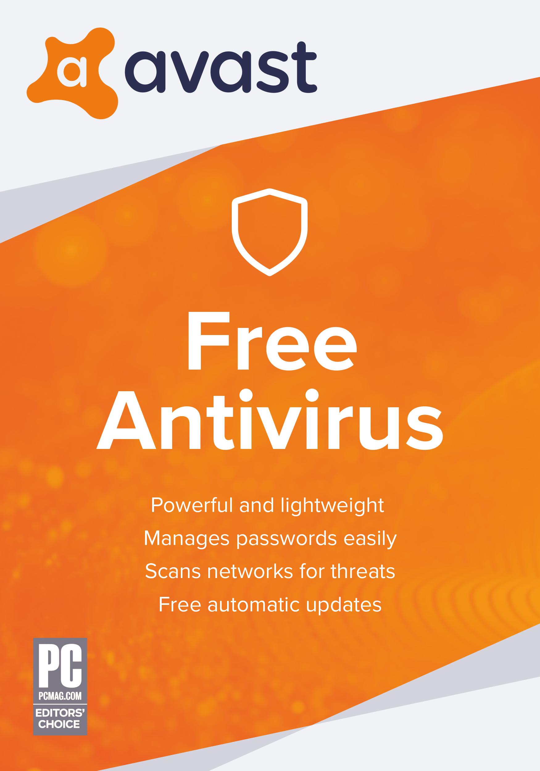 Avast Free Antivirus 2018 [Downl...