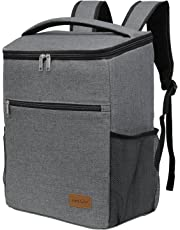 Lifewit Backpack Insulated 30 Can Soft Cooler Bag Large Pocket Lunch Bag with Adjustable Strap for Picnics, Parties, Tailgating, Camping