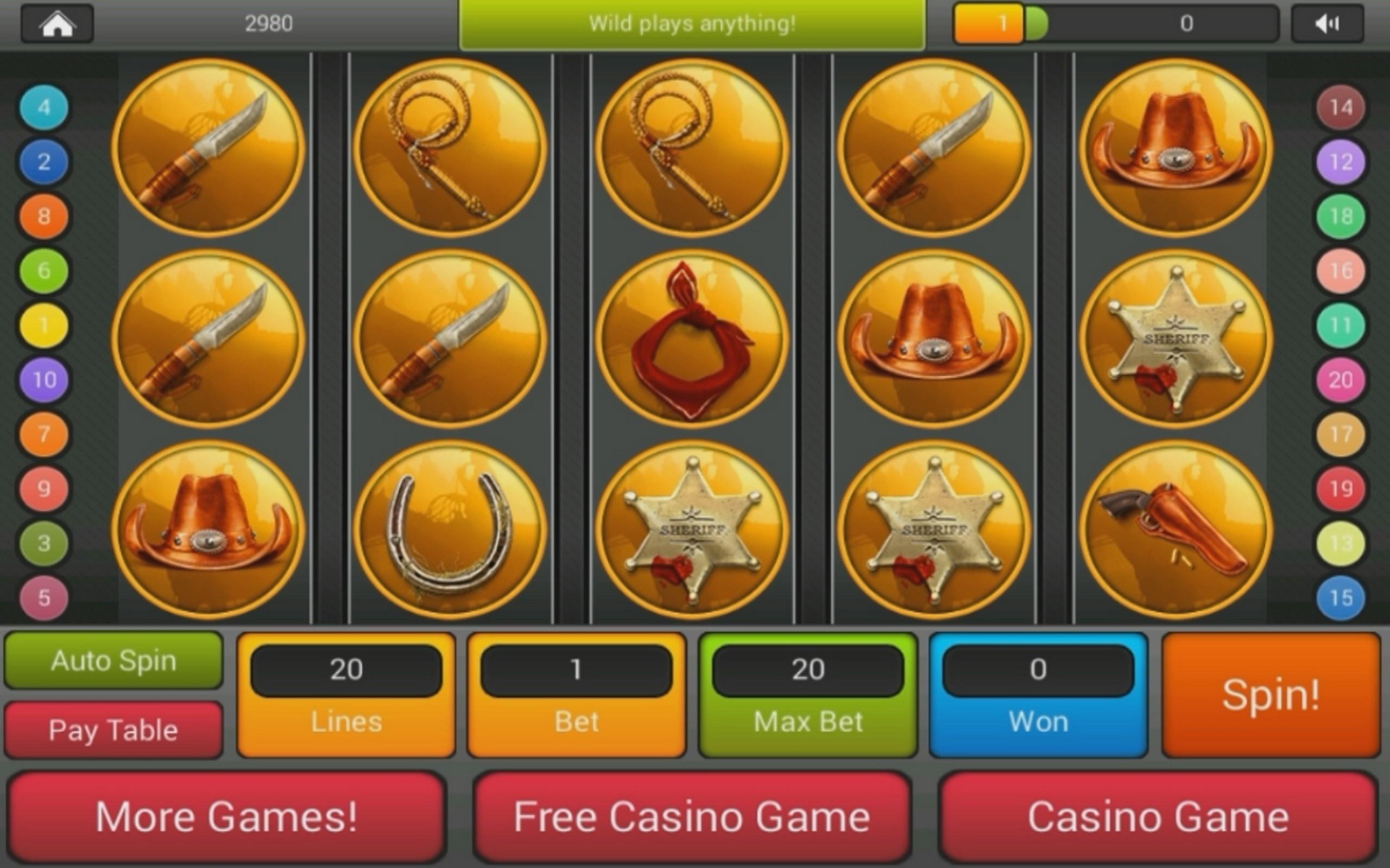beste casino spiele android
