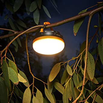 Auraglow super bright battery operated outdoor garden hanging auraglow super bright battery operated outdoor garden hanging gazebo light led camping lantern amazon lighting mozeypictures Image collections