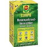 Compo Rasenunkraut-Vernichter Banvel Quattro (Nachfolger Banvel M), Bekämpfung von schwerbekämpfbaren Unkräutern im Rasen, Ko