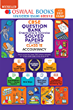Oswaal CBSE Question Bank Chapterwise & Topicwise Solved Papers Class 12, Accountancy (For 2021 Exam)