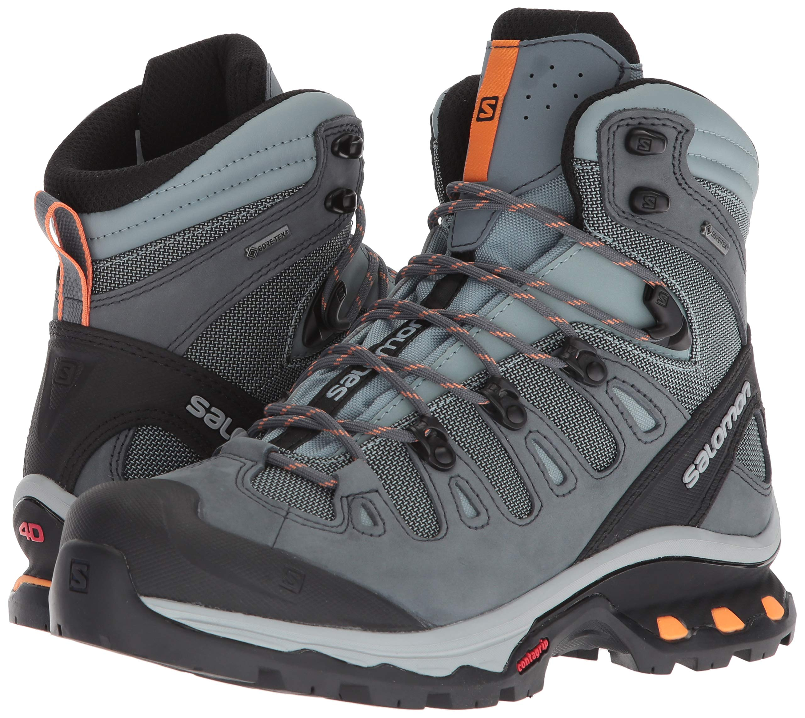 SALOMON Women's Quest 4d 3 GTX W High Rise Hiking Boots 6