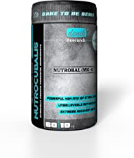 Denik Nutrocubalis: Nutrobal (MK-677) Safe and Effective Alternative to GH (Growth Hormone) for Muscle Gain and Fat loss