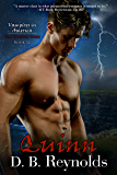 Quinn (Vampires in America: The Vampire Wars Book 12) (English Edition)