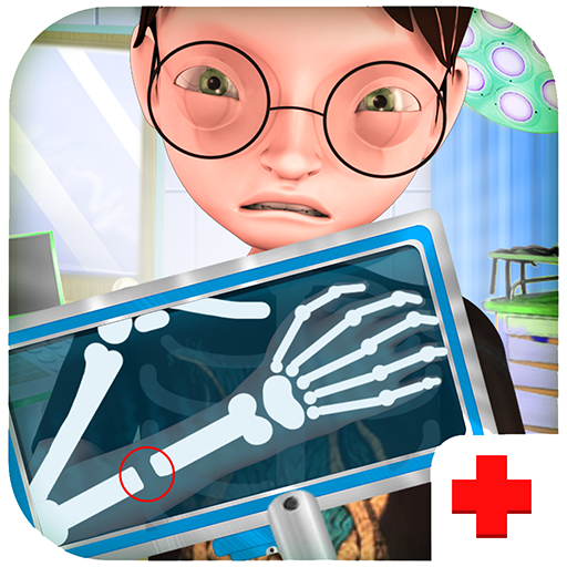 Crazy X Ray Chirurgie Simulator