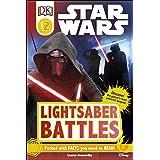 Star Wars Lightsaber Battles (DK Readers Level 2)
