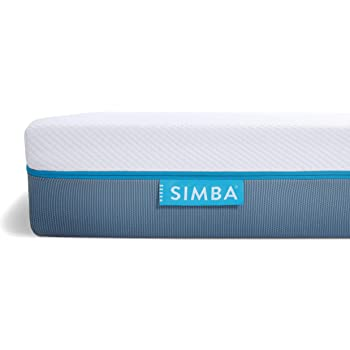 Simba Hybrid Matratze, 160 x 200 cm | Für Jede Schlafhaltung | 100 NächteProbeschlaf | 10 Jahre Garantie