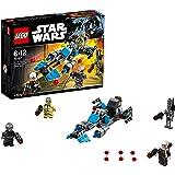 LEGO 75167 Star Wars Bounty Hunter Speeder Bike Battle Pack (125 Pieces)
