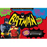 Batman: The Complete TV Series - Limited Edition [Blu-ray] [1966] [Region Free]